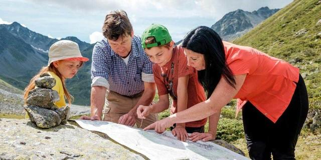 Am besten lernt man im Gelände, Foto: DAV/Hans Herbig