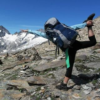Bergsport gibt Energie - auch in gesundheitlich schwierigen Lebensphasen, Foto: Jonas Kassner