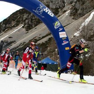 Skibergsteigen als beliebter Winterwettkampfsport