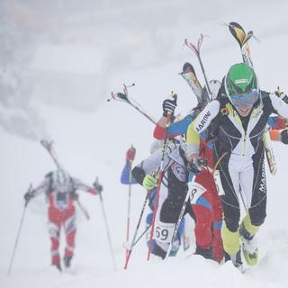 2014 DM Skibergsteigen Jennerstier
