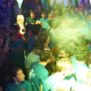 Party - Feierlaune am Samstagabend. (c) Ben Spengler&nbsp&#x3B;