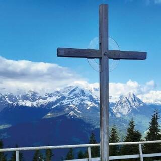 Gipfelerfahrungen haben ihren besonderen Reiz, Foto: Uli Wilhelm