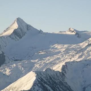 Gletscherskigebiet am Kitzsteinhorn, Foto: Spiderfox/Creative Commons