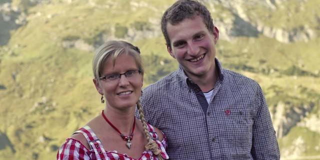 Die neuen Wirtsleute der Sudetendeutschen Hütte in Osttirol: Caro Freisleben und Felix Meier, Foto: Freisleben/Meier