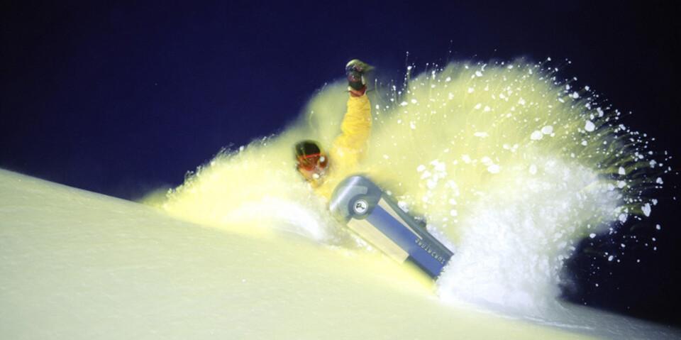 Snowboard-Profi Nando Plötzeneder, Japan. Foto: Peter Mathis