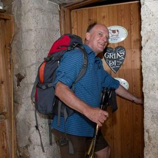 Grias di auf der Nürnberger Hütte. Foto: DAV/ Thilo Brunner