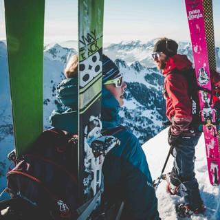 Skitour Ausrüstung DAV Daniel Hug