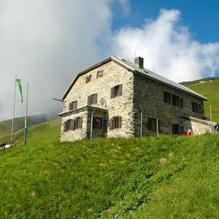 Refugium im Nationalpark Hohe Tauern: Gleiwitzer Hütte, Foto: Archiv DAV