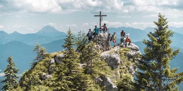 DAV-ALM-Fluechtlingsprojekt-Brauneck-Bergtour-(3)