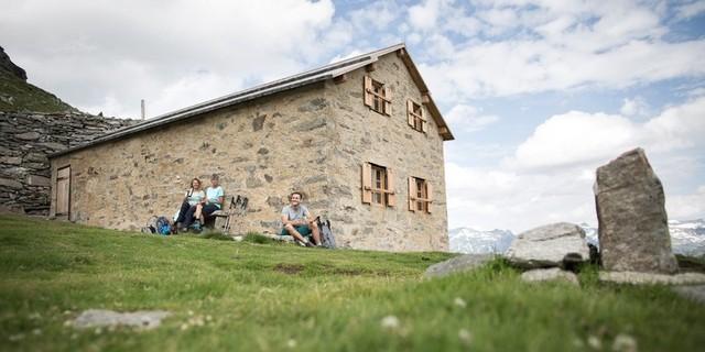 Die Alte Prager Hütte, Fotocredit: DAV/ Jens Klatt
