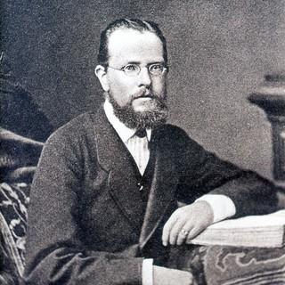 Hermann von Barth; Foto: DAV/Archiv