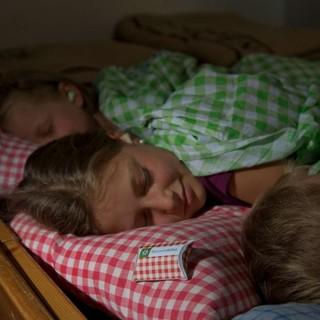 ungestörter Schlaf Foto: DAV/Thilo Brunner