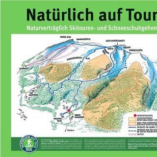 """Mahdtal/Toreck - """"Natürlich auf Tour""""-Touren"""