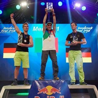 Silber und Bronze für die deutschen Paraclimber (Foto: Sytse van Slooten - IFSC)