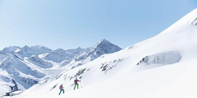 Geniale Winter - Skitouren in Kühtai, Foto: Innsbruck Tourismus