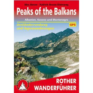 6 Peaks of Balkans