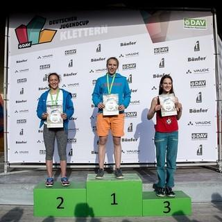 Gold für Anna Lechner in der Jugend B