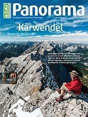 DAV Panorama 4/2014 Karwendel