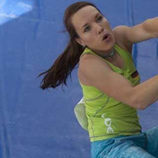 Großartig: Dorothea Karalus wurde bei ihrem Weltcup-Debüt Zwanzigste. Foto: Marco Kost