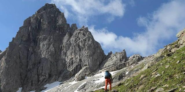 Was für ein wilder Berg! Im Reich der Tribulaune, Foto: Stefan Herbke