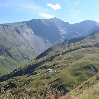 Aufstieg zur Brandlscharte - Der letzte Gang: Aufstieg zur Brandlscharte mit Gleiwitzer Hütte und Hohem Tenn