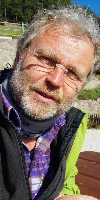 Klaus Umbach, Foto: privat