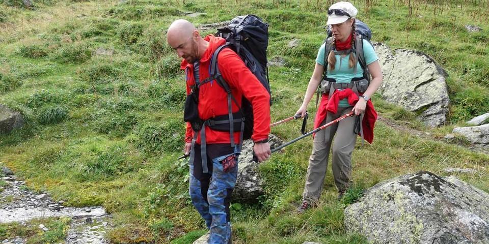 Mit Handicap in die Berge: Gewusst wie! Foto Sascha Mache