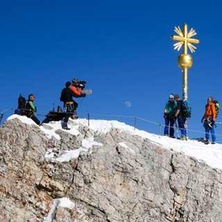 Bergauf Bergab Abenteuer Zugspitze
