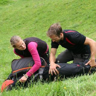 Alpine Erste Hilfe Christine Frühholz
