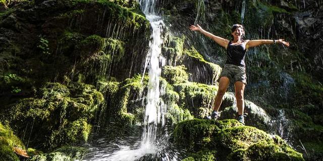 Wasser mit all seinen Schönheiten ist allgegenwärtig im Val Grande. Foto: Stefan Neuhauser