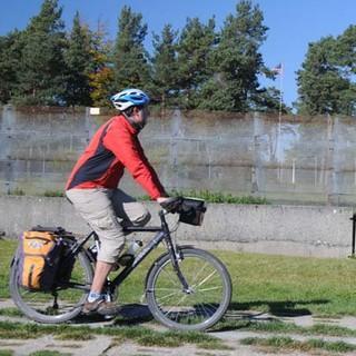 Radweg Eiserner Vorhang - Am ehemaligen Todesstreifen können die Räder rollen und die Gedanken schweifen. Foto: Thorsten Brönner