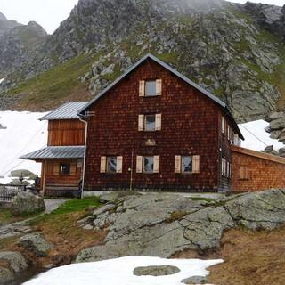 Bremer Hütte, Foto: DAV Archiv
