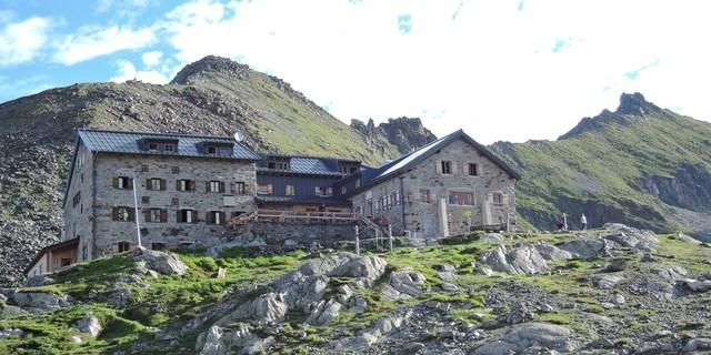 Braunschweiger Hütte. Foto: Armin Rogge