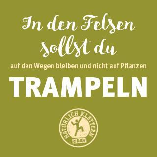 trampeln