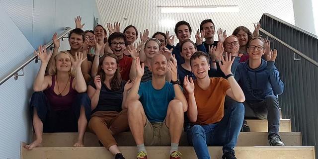 Bundesjugendausschuss im Juni 218, Foto: JDAV/Daniel Sautter
