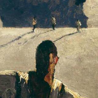 Gemälde Alfons Walde Aufstieg