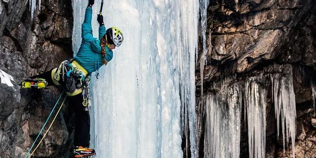 DAV-Expedkader: Ausbildung im Eis