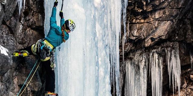 Eisausbildung der beiden Expedkader