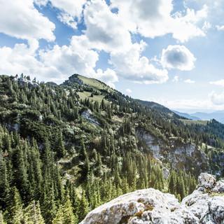 Danke Alpenplan Kampagne. Rotwand. Foto: hansiheckmair.com