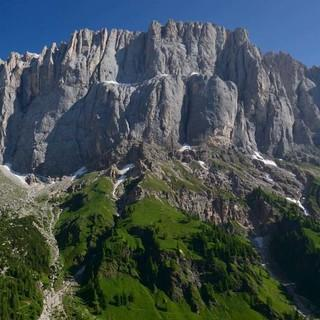 Immer wieder Dolomiten: Geschenkt wird einem hier nichts – verdienen kann man sich großartige Erlebnisse. Foto: Ralf Gantzhorn