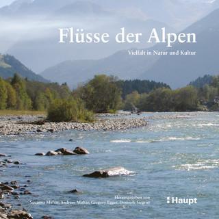 Flüsse der Alpen Buch