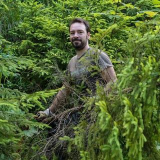 Aktion Schutzwald - Mitten im grünen Paradies, Foto: DAV/Arvid Uhlig