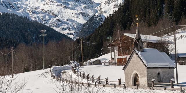 Wilde Kulisse im Ratschingstal – ein Szenenwechsel belebt das Gemüt. Foto: Ingo Röger