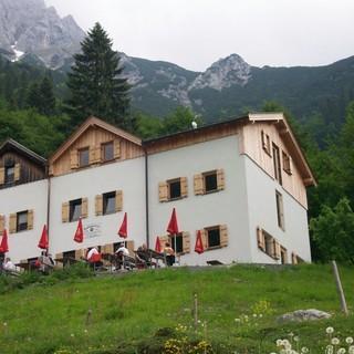 Gaudeamushütte Foto Main-Spessart