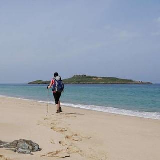 Vorbei an der ilha do pessegueiro, Foto: Jonas Kassner