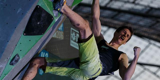 IFSC Boulder Worldcup Munich 2016 - Impressions