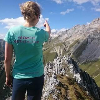 DAV München & Oberland Bergsportprogramm für Krebspatienten. Foto: Monika Renner/OaC