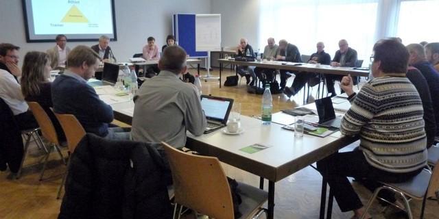 Tagung der Landesverbände im Jahr 2015