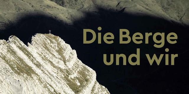 """Das Buch """"Die Berge und wir. 150 Jahre Deutscher Alpenverein"""", erschienen im Prestel Verlag"""