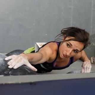 Juliane Wurm in Aktion. Foto: Kost